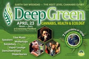 Event Conference Postcard Flyer Cannabis - Print Graphic Design San Rafael Marin San Francisco
