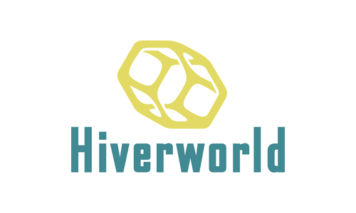 Logo Branding Graphic Design San Rafael Marin San Francisco - Hiverworld Network Security