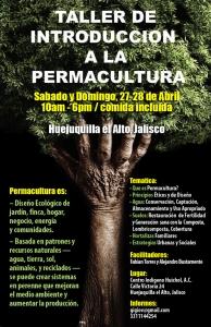 Permaculture Poster design - Print Graphic Design San Rafael Marin San Francisco